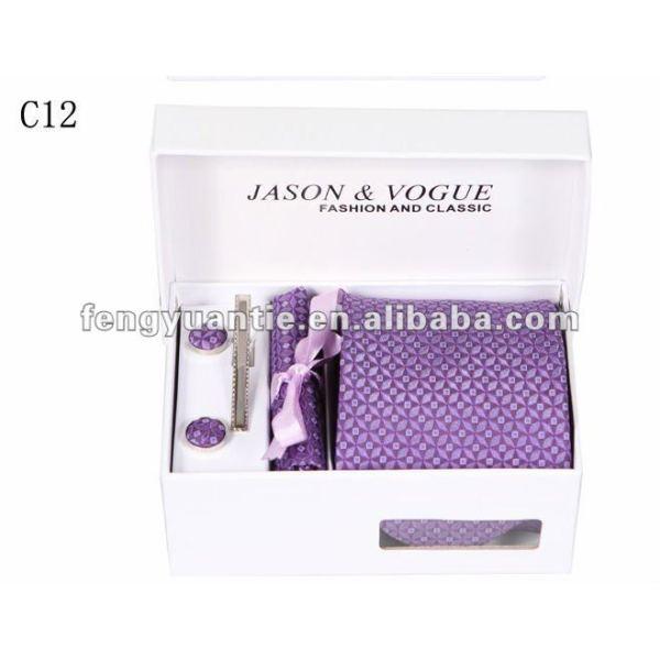 striscia di seta cravatte di marca