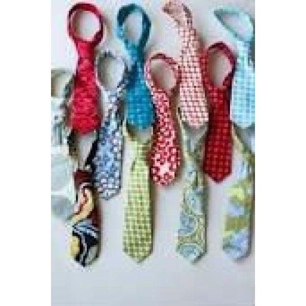 marchio di seta bambino cravatte cravatte