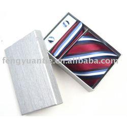 boutons de manchette de mouchoir de cravate