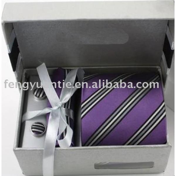 de seda de lujo caja de regalo set