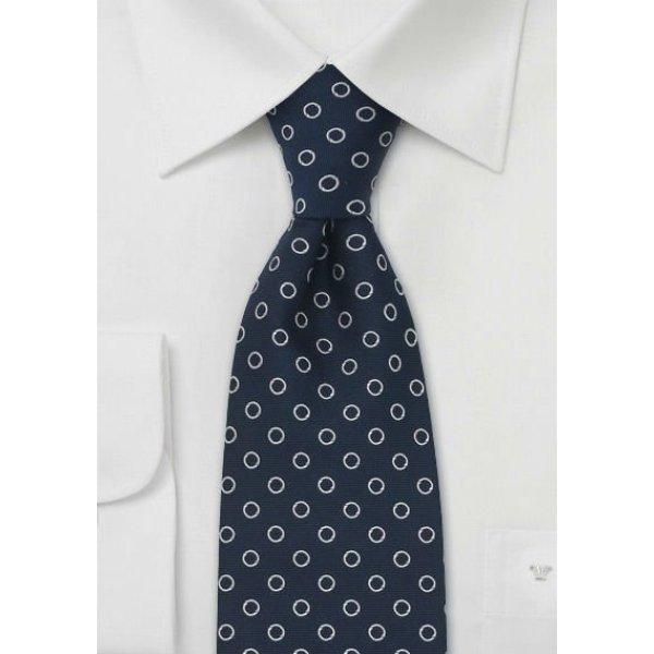 tessuto bianco e nero cravatte