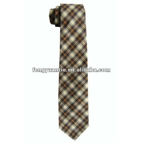 cravate de tissu de noir de mens de mode petite