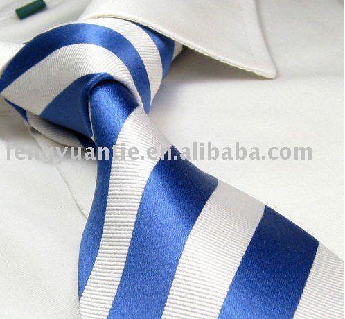 Art- und Weisepolyester-Krawatte
