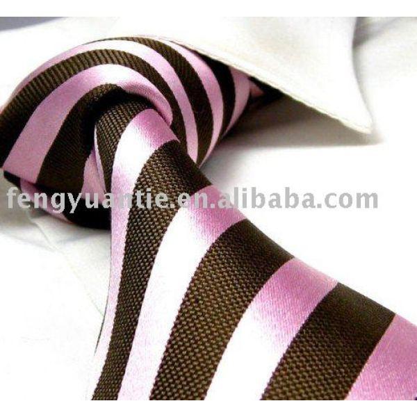 corbata de poliéster