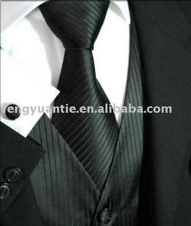 Polyester gesponnene Krawatte