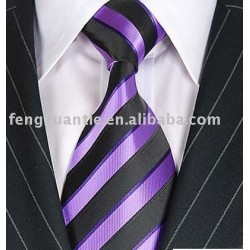 Tecido de poliéster gravata