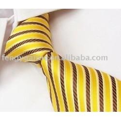 полиэфира сплетенная галстук