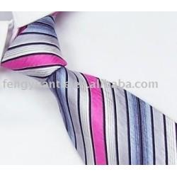 corbata tejida poliester
