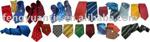 Geschäftsfirmenzeichenkrawatte, kundenspezifischer Riegel, konstante Krawatte