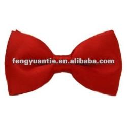 bowtie, bowtie d'individu, cravate d'arc de qualité de soie de 100%