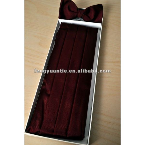 faja pañuelo corbata de moño