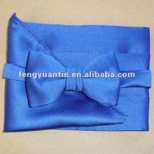 поясной ремень бабочкой носовой платок