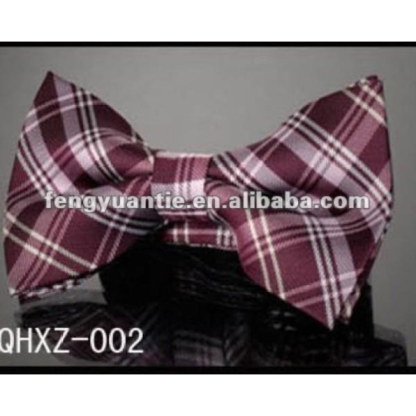 kundenspezifische Riegel tiebow Bogen des schwarzen stilvollen Kaufes