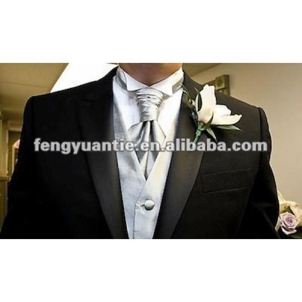 Corbata de seda de la moda ascot pañuelos cuello/cravates