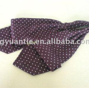 silk Krawatte des Punktes, Ascot