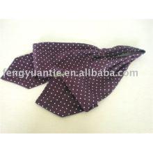 точка шелка галстук, аскот