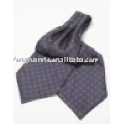 cravate de foulard de mariage d'ascot de mode