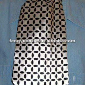 normale apfelgrüne silkascot Krawattekrawatte