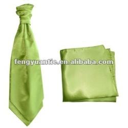 Planície de maçã verde um empate de gravata