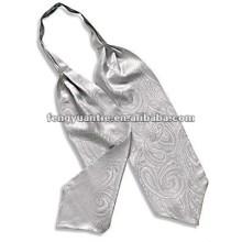 viola dot poliestere cravatta