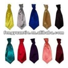 rosso di seta paisley cravatta ascot cravatta al collo usura