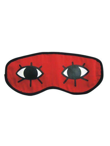 fördernde Schlafen Augenschablone, Fluglinie Eyeshade