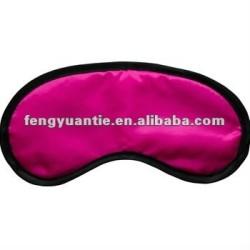 Promoção dormir máscara de olho, airline eyeshade airline máscara de olho