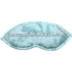 masque promotionnel de satin de ligne aérienne de masque d'oeil de sommeil