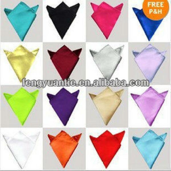 colorful polyester mouchoir mouchoir
