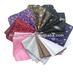 красочные шелка носовой платок hankerchief