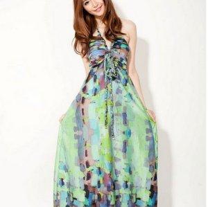 Verband-Abendkleid des heißen Verkaufs silk