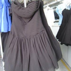 Verband-Abendkleid des heißen Verkaufsschwarzen silk