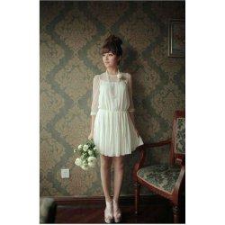 뜨거운 판매 ladys 시퐁 우연한 dresss