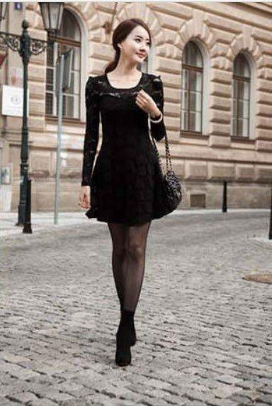 beiläufige Kleider der heißen Verkauf ladys Spitzes