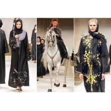 ladys arabian vestidos de estilo
