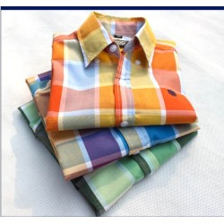 Poly cotton baby shirts