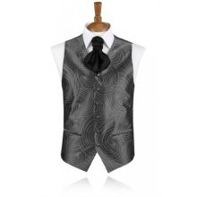 Best mens wedding polyester men's waistcoat set