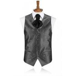 Best mens wedding polyester men's waistcoat set