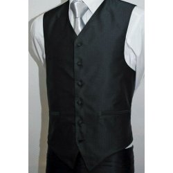 black waistcoat for men wedding waistcoat for men