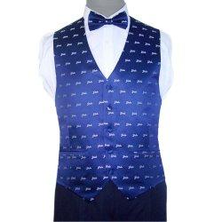 waistcoat designs men's jacquard vest