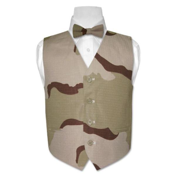 cotton army waistcoat
