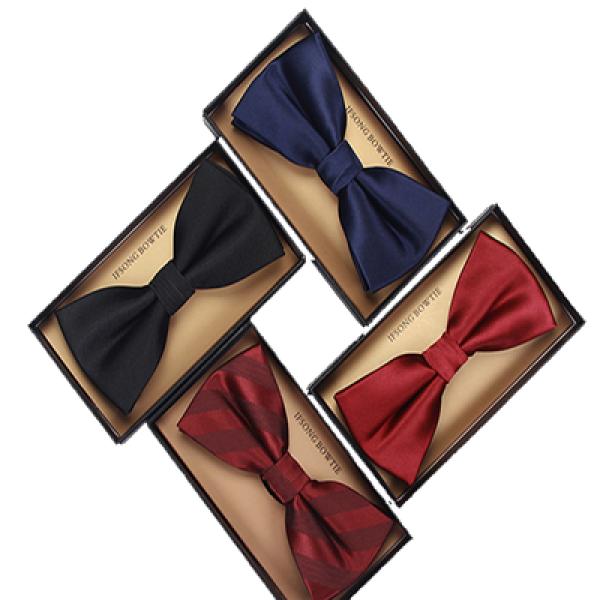 Stylish mens custom bow ties