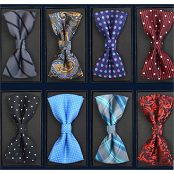 Polyester 2019  new design bowtie