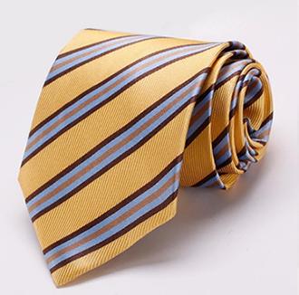 Fashion Woven Jaquard  Handmade Silk Necktie Tie