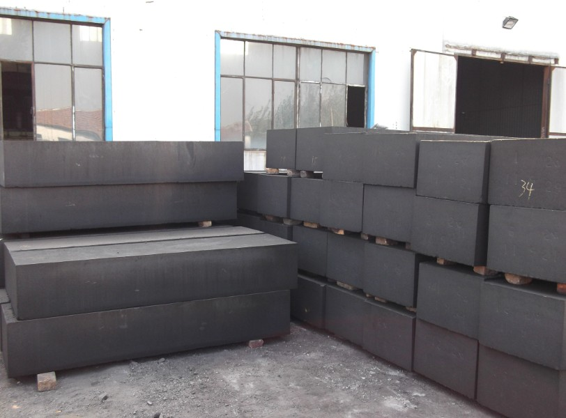 carbon block / graphite block for blast furnace