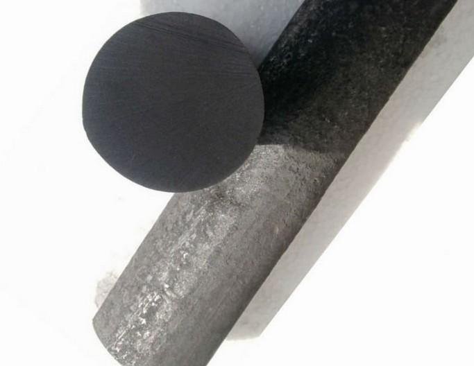 carbon graphite round for mold , casting, machine parts