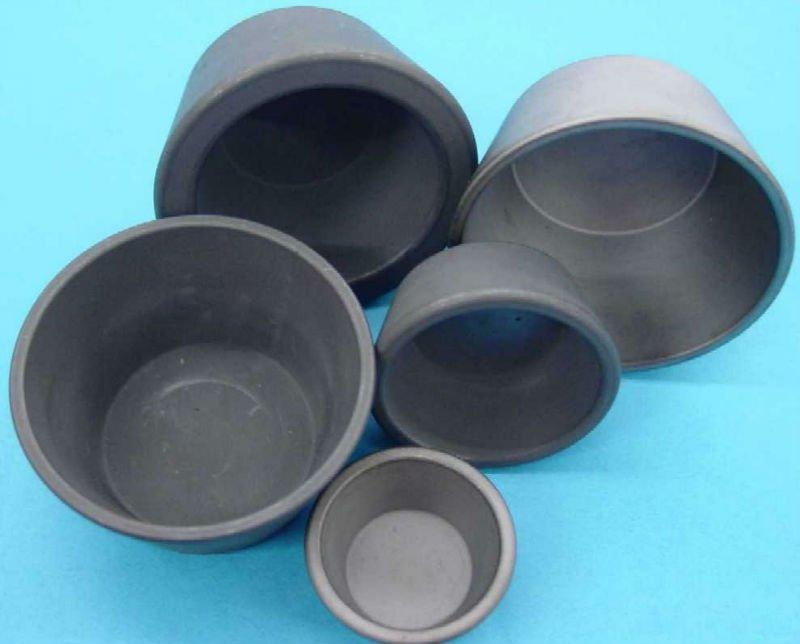 graphite mold for casting , melting