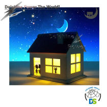 DS-L-006 Solar creative products,solar LED light,solar light,solar lamp,small led solar light products