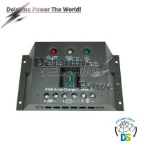 12/24v Intelligent Solar Battery Charge Controller DS-15A