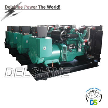 100kva Cummins Diesel Generator 60hz With CE& ISO And Brand Engine Factory Sales !!!